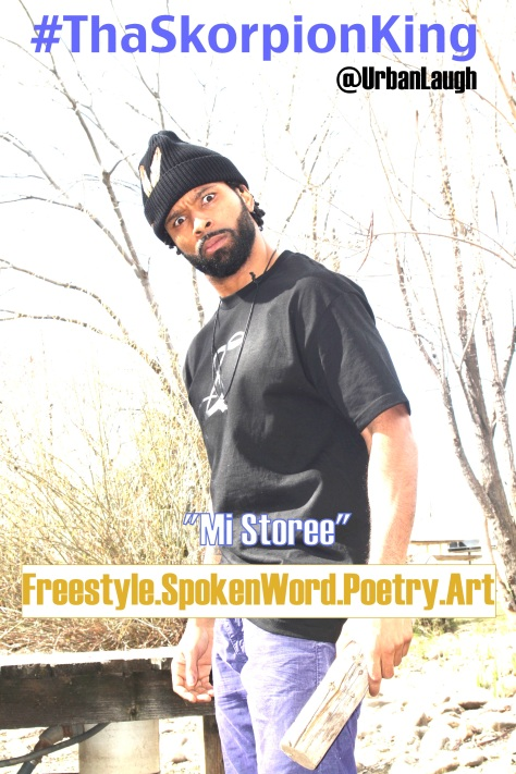 Our New 1-Take freestyle Music We call it hip art - Poom Poom by #thaskorpionKING [Click in through picture]