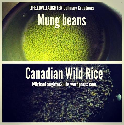 Mung Bean & Canadian Wild Rice Benefits