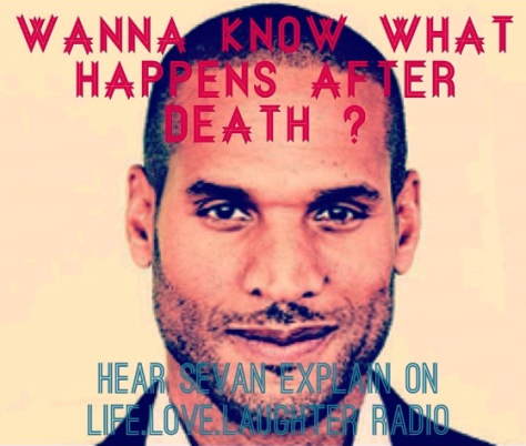 What happens after death? [Click thru picture to access show]